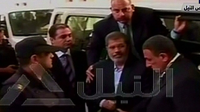 Morsy trial abruptly adjourned