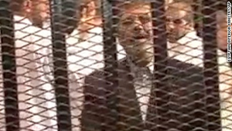 The 2013 trial of Mohamed Morsy