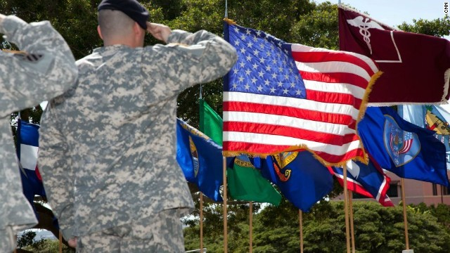 9 simple ways you can help veterans