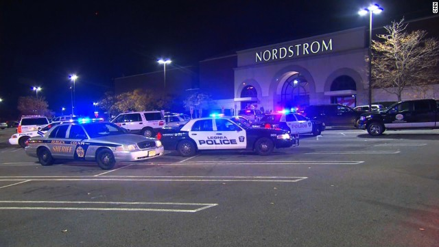Shots fired in New Jersey mall