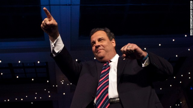 "Can Christie ""go national""?"