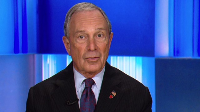 Former New York City Mayor Michael Bloomberg has a new job with the United Nations.