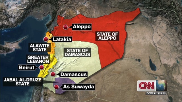 Author: Split Syria to protect minorities