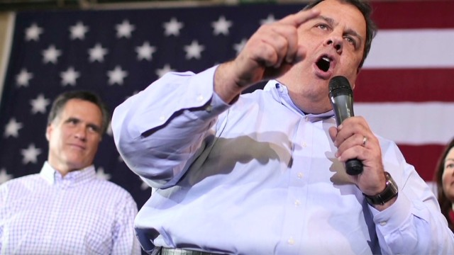 Gov. Christie in the national spotlight