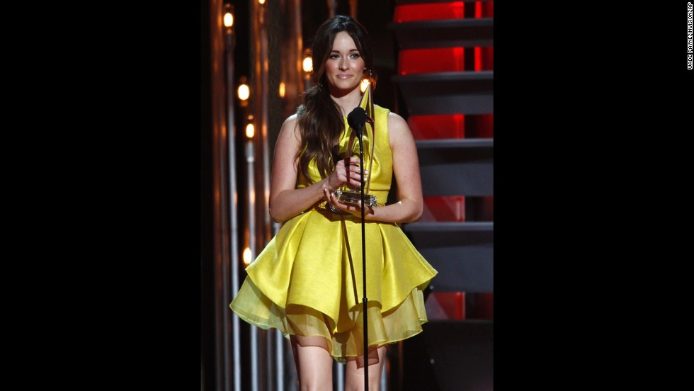 <strong>New artist of the year:</strong> Kacey Musgraves