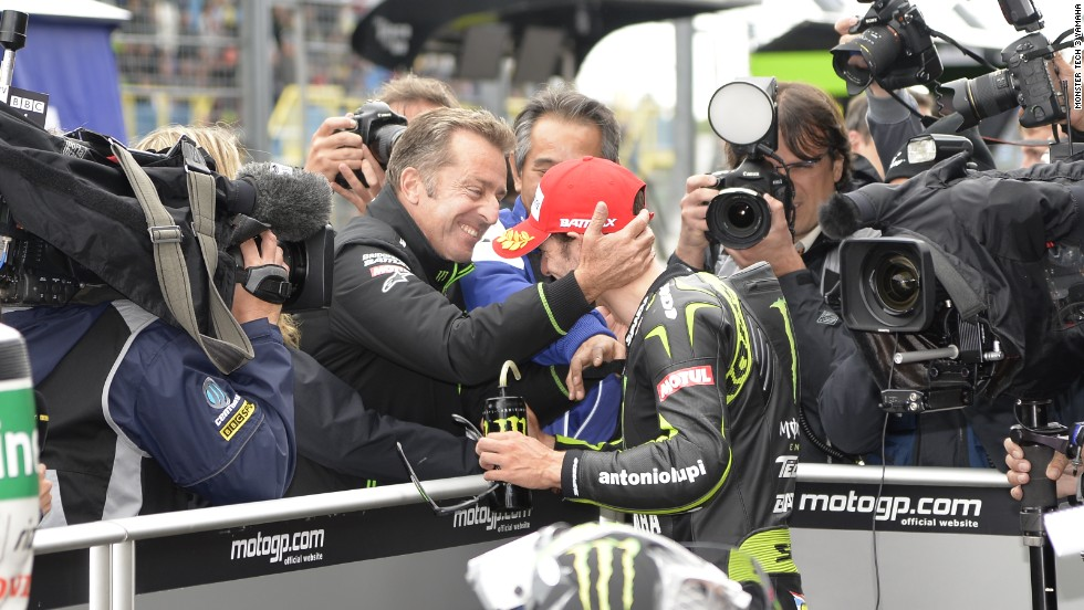 "Herve Poncharal is the owner of the Monster Yamaha Tech 3 team and a big admirer of both title contenders. ""It's going to be incredibly tense -- 13 points is good to have, but it's not a lot,""  he told CNN."