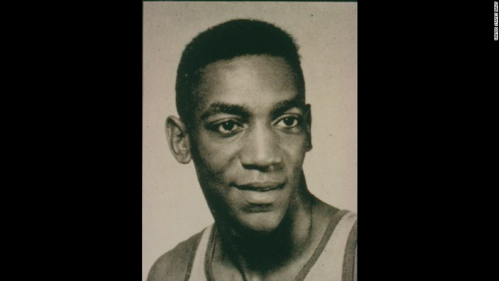 Before Fat Albert and the Cosby Show, a young Bill Cosby followed in his father's footsteps and joined the U.S. Navy.  During his military service from 1956 to 1961, Cosby, now 76, worked with veterans of the Korean War and was on the U.S. Navy track team.
