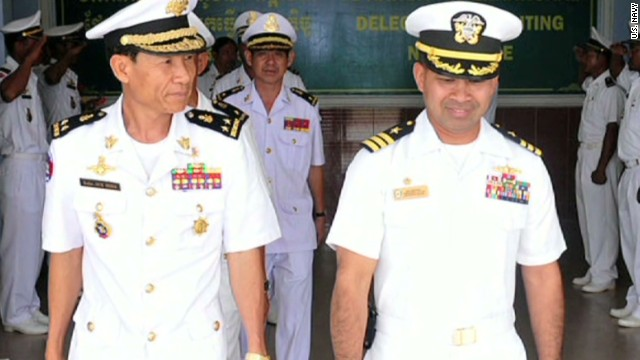 Navy officials accused of taking bribes