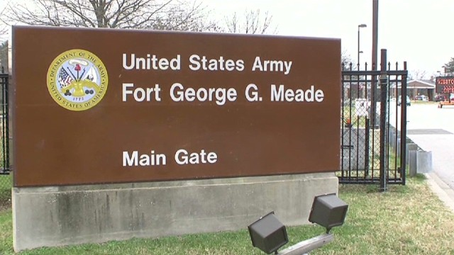 Child sex abuse allegation at Ft. Meade