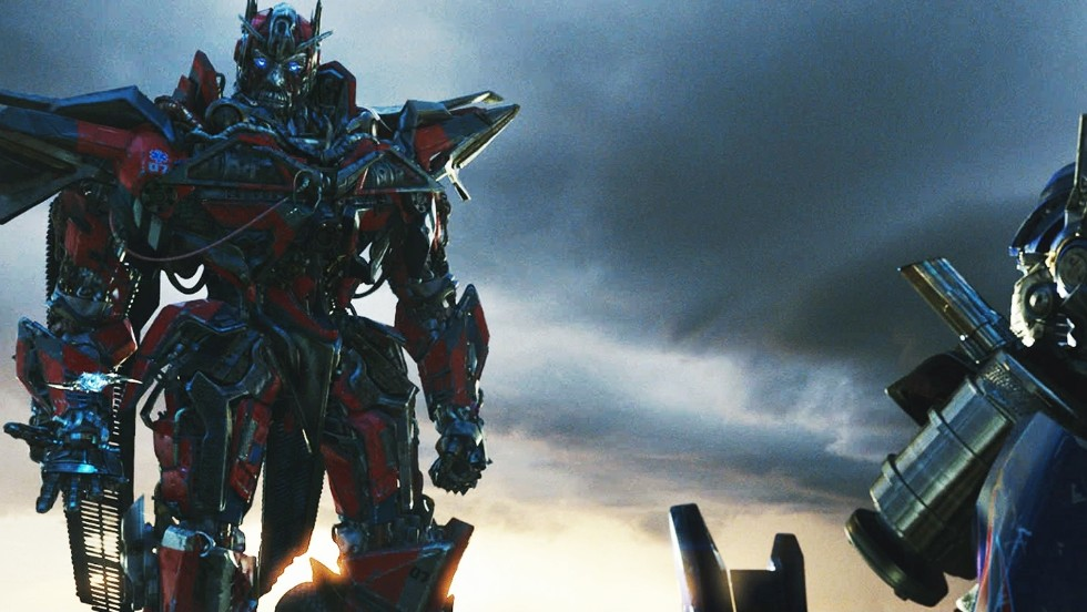 """Transformers: Dark of the Moon"" (2011)"