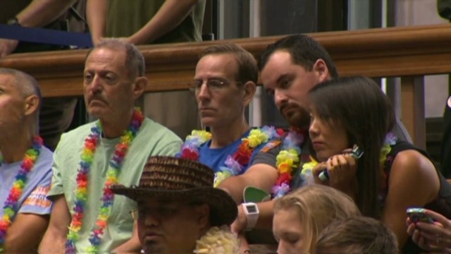 Hawaii Senate approves same-sex marriage
