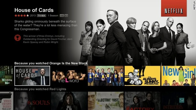 The new look for Netflix TV will be uniform across almost all devices and much more visual than the current, static design.