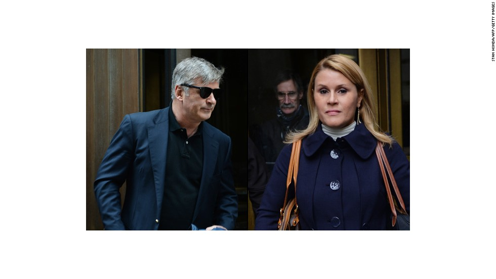 "In October 2013, Baldwin<a href=""http://www.preview.cnn.com/2013/11/13/showbiz/alec-baldwin-stalking-case/index.html""> testified against Genevieve Sabourin</a>, who was accused of stalking the actor. She claimed the pair had a relationship."