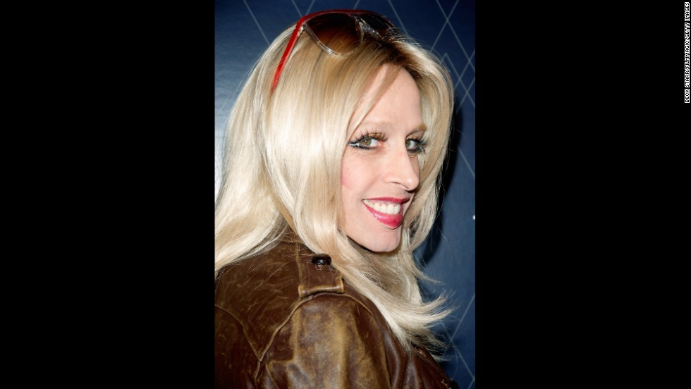 "Alexis Arquette is not only a member of a famous acting family, but also a transgender woman who has appeared in several films, including  ""Down and Out in Beverly Hills."""