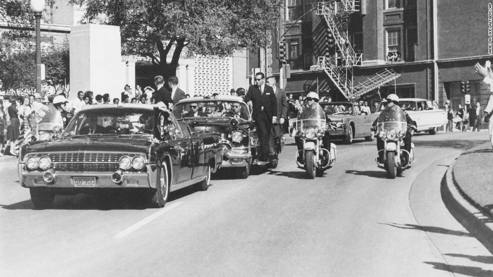 john f kennedy assassination fast facts cnn seen through the limousine 39 s windshield as it proceeds along elm street past photos john f kennedy