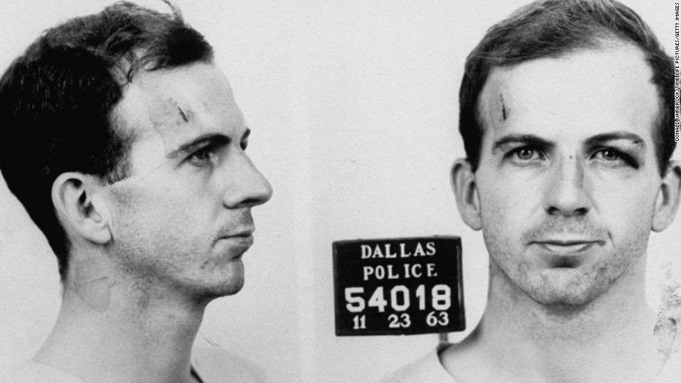 john f kennedy assassination fast facts cnn police mug shot of lee harvey oswald he is arraigned in the slaying of officer photos john f kennedy