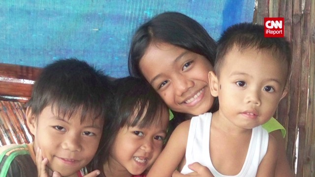 Faces of Typhoon Haiyan