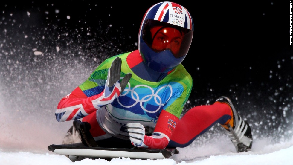 Williams duly delivered in Canada, bringing home Britain's first individual gold medal at the Winter Games in 30 years.