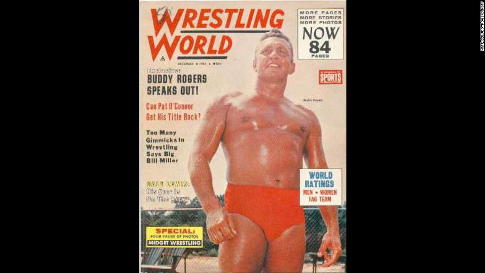 "Buddy ""Nature Boy"" Rogers became the first WWWF Champion on April 29, 1963."