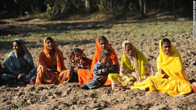 Women borrowers at a gathering in a village in India. Microfinance has affected the lives of about 1 billion people.