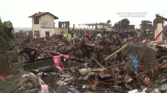 Typhoon Haiyan: A week of devastation