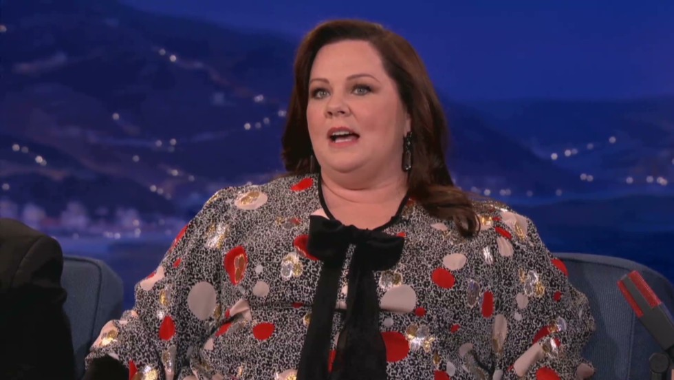 "Winner: Melissa McCarthy had a terrific year, starring in two hit films, ""Identity Thief"" and ""The Heat."""