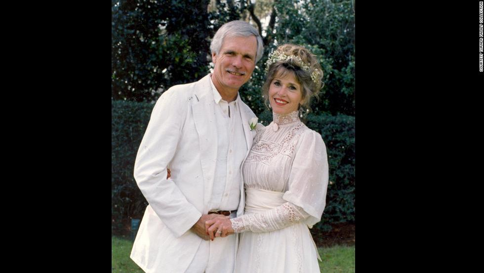 A few years after divorcing his second wife, Turner married actress Jane Fonda in 1991.