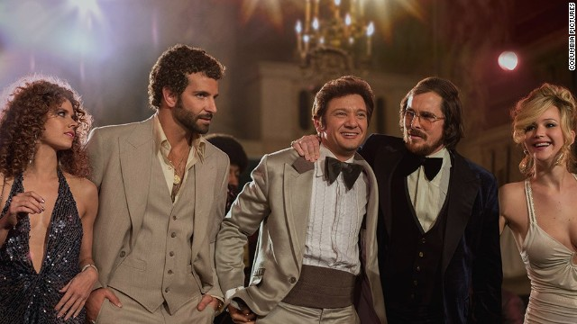 """American Hustle"" received multiple nominations including for best ensemble."