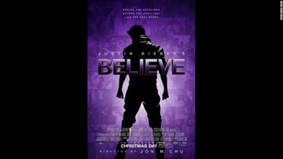 "We're guessing there are several parents who will be wrapping up tickets to Justin Bieber's latest documentary as gifts this season. ""Believe,"" strategically lined up for Christmas Day, is a documentary on Bieber's rise as directed by Jon M. Chu. (Release date: December 25)"