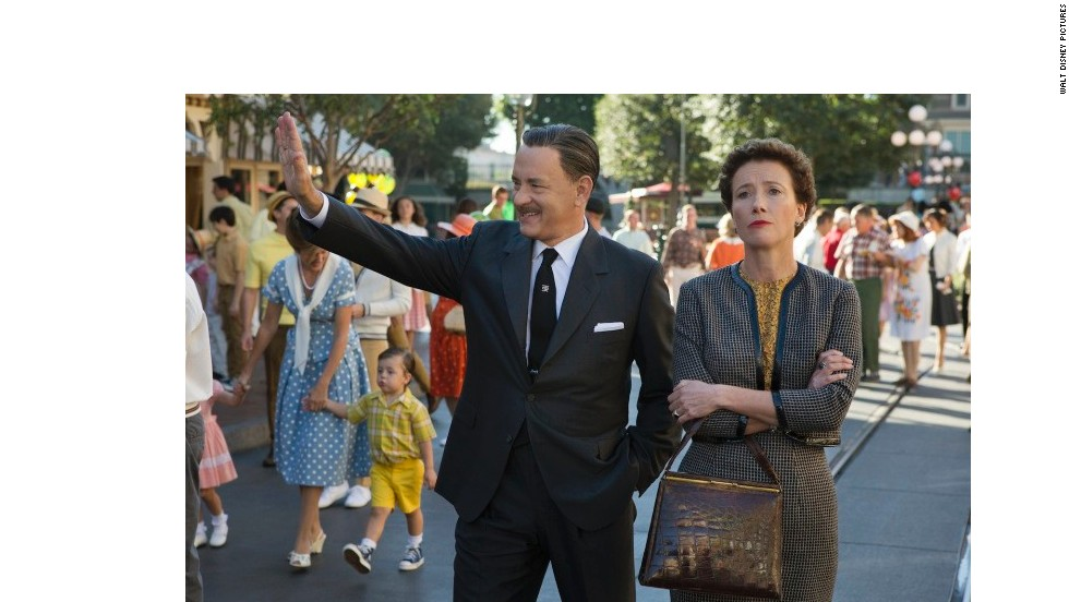 """Captain Phillips"" isn't Tom Hanks' only awards season movie inspired by true life. In ""Saving Mr. Banks,"" Hanks plays Walt Disney himself as he wooed the skeptical ""Mary Poppins"" author P. L. Travers (Emma Thompson) to make the now-classic 1964 film. Colin Farrell and Paul Giamatti also star. (Release date: December 20)"