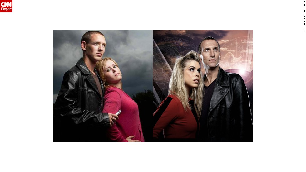 """Doctor Who"" made a triumphant return to TV in 2005 with Christopher Eccleston's Ninth Doctor. <a href=""http://ireport.cnn.com/docs/DOC-1056719"">Nolan Moon</a> of Orlando often cosplays as this Doctor, and Allison Farrell often dresses like his companion, Rose Tyler."