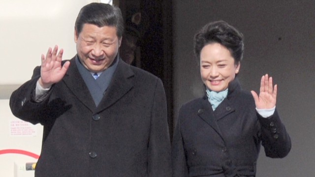 On China: China's first lady