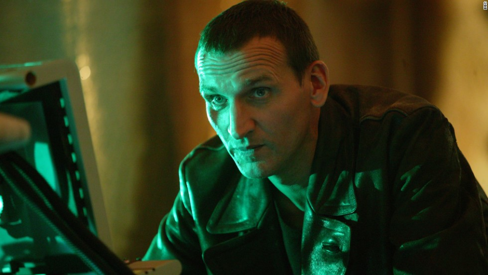 Christopher Eccleston introduced new audiences to the Doctor in 2005 when the show relaunched.
