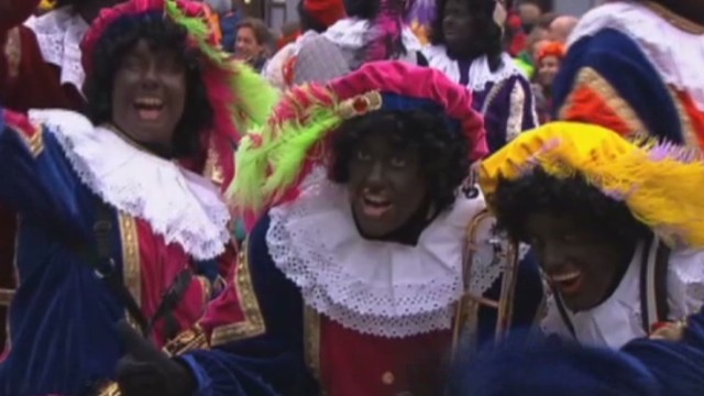 Dutch blackface tradition debated