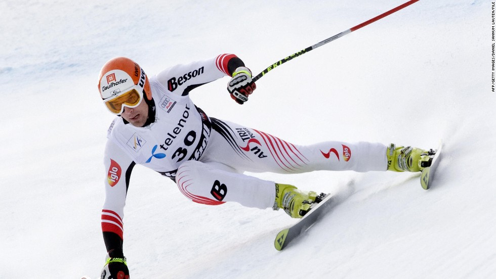 Austrian skier Matthias Lanzinger is targeting gold in the Paralympics at Sochi. His journey to the Winter Olympics has been nothing short of remarkable...