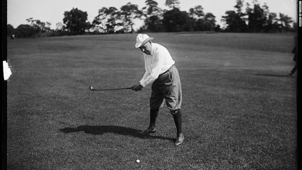 "Warren G. Harding was an avid golfer. Golf courses in <a href=""http://www.golf.lacity.org/cdp_harding.htm"" target=""_blank"">Los Angeles</a> and <a href=""http://www.tpc.com/tpc-harding-park"" target=""_blank"">San Francisco</a> were named after him."