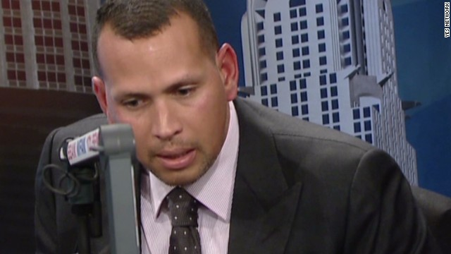 A-Rod on commissioner: He hates me