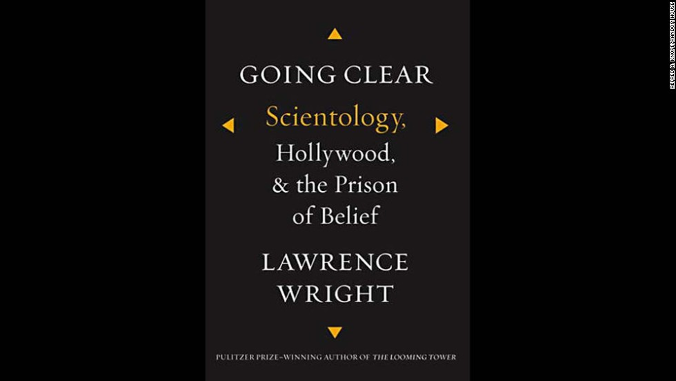 "<strong>Nonfiction:</strong> Lawrence Wright, ""<a href=""http://www.nationalbook.org/nba2013_nf_wright.html#.Uo17iY2vWL0"" target=""_blank"">Going Clear: Scientology, Hollywood, & the Prison of Belief</a>"""