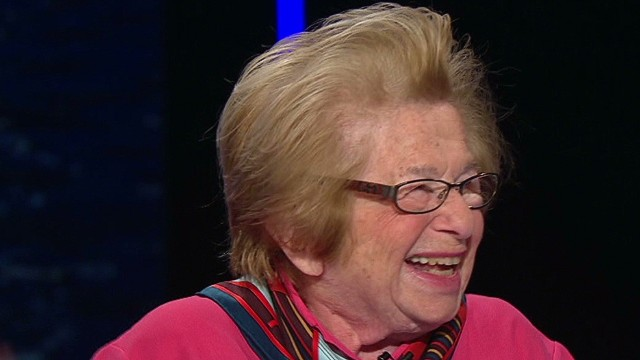 Dr. Ruth on sex and selfies
