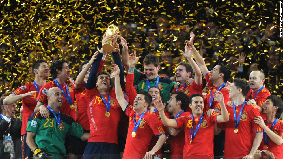 Spain will be one of the favorites to win the tournament but no European side has ever won the competition in South America.