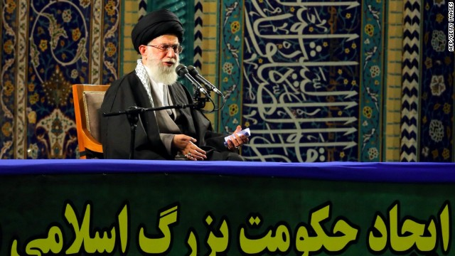 Supreme Leader casts doubt on Iranian nuclear deal