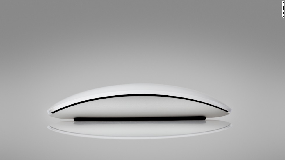 The Magic Mouse, released in 2009, was the first commercially available mouse with multi-touch capabilities. It allows swiping and scrolling along its surface, mimicking the way people interact with their smartphones and tablets.