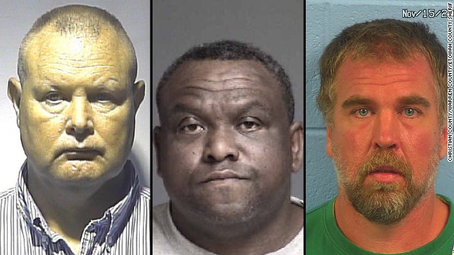Leslie Duncan, Edward T. Carter and Frank J. Black Jr. were charged in a cold case involving two slain prostitutes.