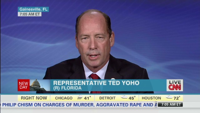 Rep. Yoho: GOP playbook needs solutions