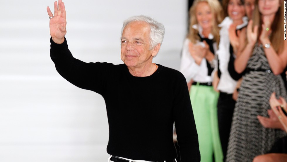 Fashion designer Ralph Lauren is a leading figure in the Americana style revival, said G. Bruce Boyer, a contributing editor to Town & Country.