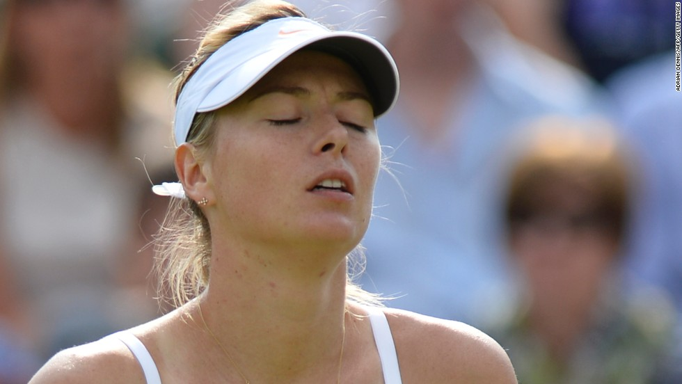 Sharapova began the season well, going 36-5 and reaching yet another final at the French Open. But following Paris, her campaign turned for the worse.