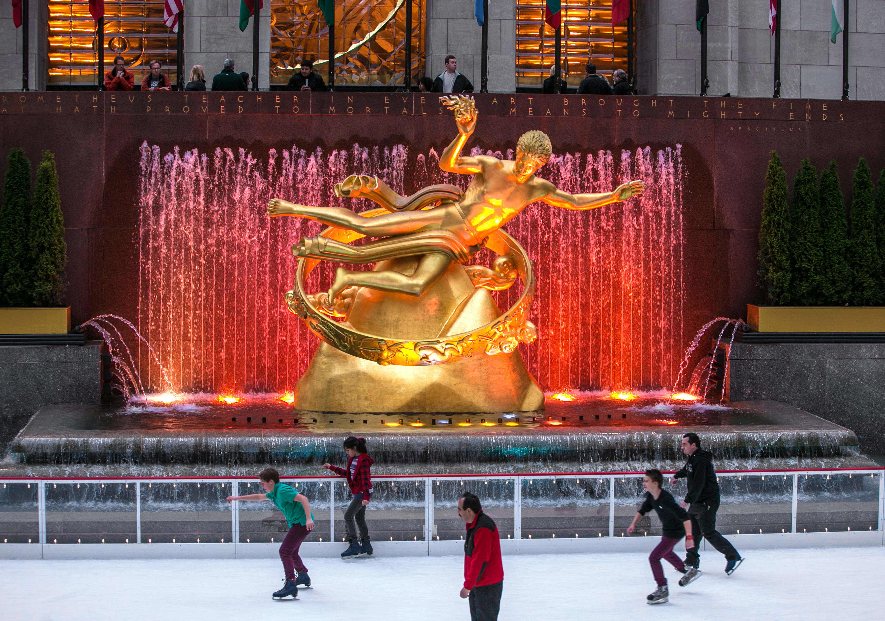 10 of the world u0027s most beautiful ice skating rinks cnn travel