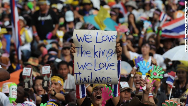 Tensions tighten in Thailand