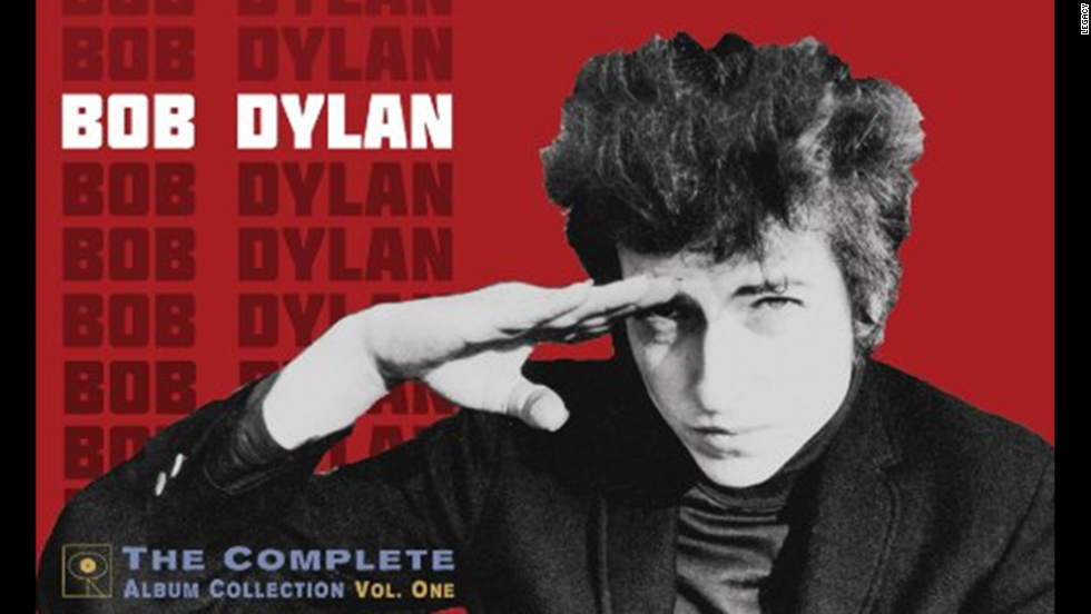 "<em>If you're looking for a history of American music ...</em> you could do worse than <strong>Bob Dylan's ""The Complete Album Collection Vol. 1.""</strong> Here are the folk rewrites, the groundbreaking ""wild mercury sound,"" the dabblings in country, Christian, blues and even synthy '80s stuff. It's not for completists -- it's missing the ""Bootleg Series"" and a handful of singles -- but if you want to immerse yourself in Dylan and music, it's worth the investment. Also available on a USB drive embedded in a fake harmonica. (Columbia/Legacy, $261.31)"