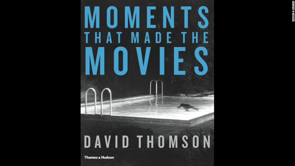 "<em>If your imagination is captured by freeze frames ... </em>movie history might be summed up in film historian David Thomson's<strong> ""Moments That Made the Movies.""</strong> Films are often encapsulated by single scenes -- consider the boulder pursuing Indiana Jones or Joseph Cotten's endless wait at the end of ""The Third Man"" -- and the ever-sharp Thomson picks several dozen to tell the story of cinema. ""Witty and full of insights,"" <a href="" http://www.theguardian.com/books/2013/nov/18/moments-movies-david-thomson-review"" target=""_blank"">wrote the Guardian's Philip French</a>. (Thames & Hudson, $39.95)"